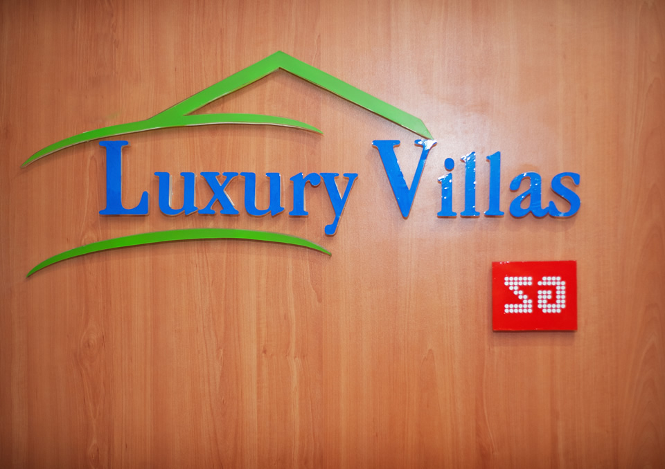 Luxury Villas